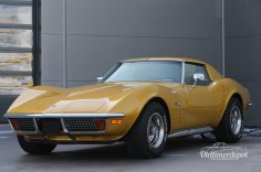 Corvette C3 Stingray Targa
