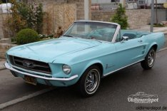 Ford Mustang 390 Fastback Cabrio